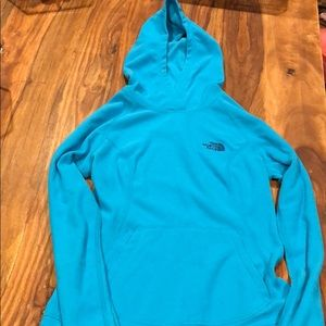 North Face Pull Over Hoodie
